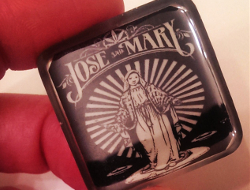 Jose and Mary Flash Crystal